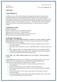 Resume Web Development Resume by Web Developer Resume U2013 15 Vinodomia