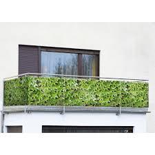 obi sichtschutz balkon wenko sichtschutz wilder wein 85 cm x 500 cm kaufen bei obi