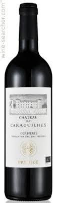 Château De Caraguilhes Domaine De 2014 Chateau De Caraguilhes Corbieres Cuvee Prestige Languedoc