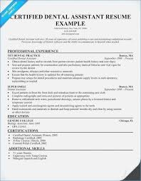 dental assistant resume templates entry level dental assistant resume sle globish me