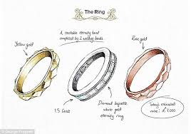 montreal wedding bands world s most iconic engagement rings from jackie kennedy to grace