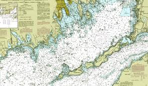 Map Of Massachusetts Cities by Nautical Charts Buzzards Bay National Estuary Program