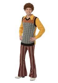Cheap Halloween Costumes Size Men U0027s Size 70s Costume