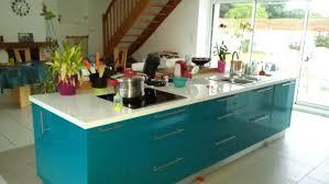 cuisine turquoise cuisine bleu turquoise cuisine bleue turquoise 3 photos cvnm