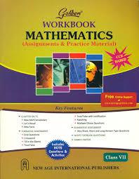 golden workbook mathematics assignments u0026 practice material