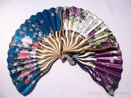 silk fan online cheap silk fan flower painted silk fan folding