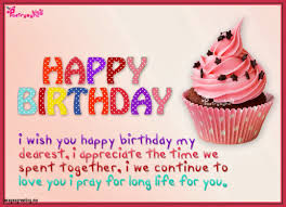 awesome happy birthday greetings image ecard with wishes message