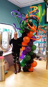 photo gallery 2 balloon columns vancouver balloons