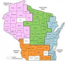 Door County Wisconsin Map by Our Reach U2013 Foodwise