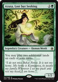 Seeking Card Azusa Lost But Seeking Masters 25 Gatherer Magic The Gathering