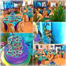 peacock baby shower peacocks party ideas for a baby shower catch my party