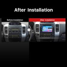 lexus gx470 rear entertainment system how to replace a 2002 2009 lexus gx470 cd player with car radio