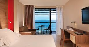 hotel chambre avec terrasse hôtel oceania 4 malo hôtel vue sur mer à malo