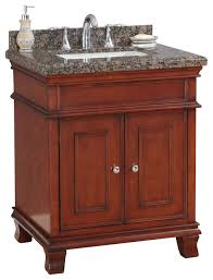 mahogany bathroom vanities houzz