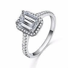 cheap diamond engagement rings online get cheap diamond emerald rings aliexpress com alibaba group