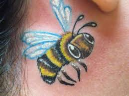 bumblebee tattoo art and designs page 7