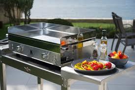 cuisine à la plancha gaz plancha électrique ou gaz comment choisir