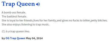 Definition Of Meme Urban Dictionary - urban dictionary definition trap queen know your meme