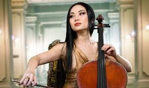 Blind Violinist Famous About U2014 Tina Guo