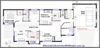 australian colonial house floor plans