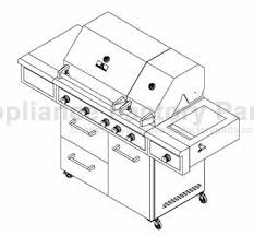 Members Mark Patio Grill Members Mark Bbq And Gas Grill Parts 99 Models Available