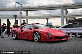 slammed ferrari f40 is 2014 really almost over speedhunters