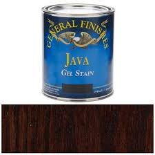 how much gel stain do i need for kitchen cabinets general finishes gel stain java 1 quart java gel