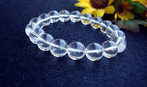 natural quartz crystal bracelet images 10mm clear quartz bracelet clear crystal bracelet natural jpg