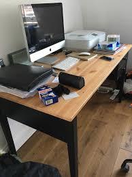 ikea u0027s arkelstorp desk for sale like new pickup from islington
