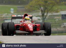 1993 ferrari brian french races his ex gerhard berger 1993 ferrari formula 1