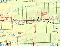 Kansas City Zip Code Map by Hill City Kansas Wikipedia