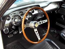 ford mustang 1967 interior wimbledon white 1967 ford mustang shelby gt 500 fastback