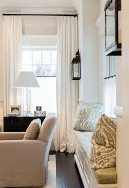 Windows Treatment Ideas For Living Room by Best 25 Hanging Curtains Ideas Only On Pinterest Window
