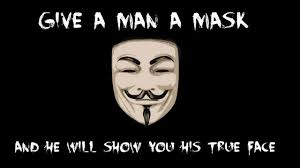 anonymous mask v vs v of faith and treason and anonymous the cryptosphere