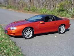 burnt orange camaro 2002 camaro ss rust color paint auto trans ls1tech