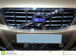volvo logo volvo logo editorial image image 17676640