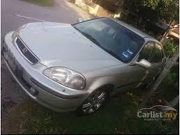 honda civic 1998 vti honda civic 1998 vti 1 6 in selangor automatic sedan silver for rm