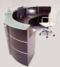 Used Curved Reception Desk 59 Best Reception Desks Images On Pinterest Reception Areas