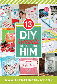 s gifts for him 101 diy christmas gifts for him the dating divas