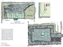 Citadel Outlet Map Dholavira Decoding Water Heritage Cept Portfolio