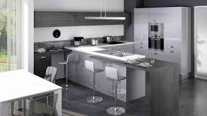 uiper une cuisine cuisine equiper cuisine aménagée grise cuisine en image