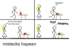 Captcha Memes - you ve knocked over the vase captcha comics com ouch wang