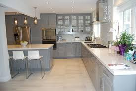 ikea cuisine bodbyn ikea kitchen bodbyn grey classique cuisine toronto par bml