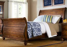 Pine Sleigh Bed Frame Pine Sleigh Bed Vine Dine King Bed Pine Sleigh Bed Ideas
