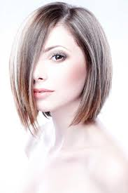 medium length tapered or layered hairstyles for women over 50 short layered haircut slightly tapered on the sides and back