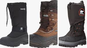 7 of best men u0027s winter boots for extreme cold weather 2018 muted
