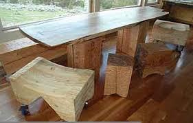 Walnut Slab Table by Wood Slab Furniture Dumond U0027s Custom Furniture