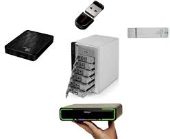 Storage Devices Best Storage Devices From Usb Flash Drives To Multi Drive Raid