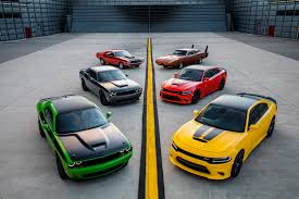 dodge challenger all models 2017 dodge challenger t a and charger daytona get hellcat hardware