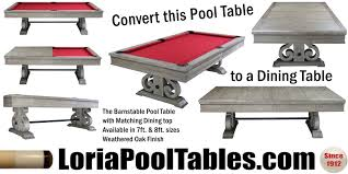 Pool Table And Dining Table by Family Owned And Operated Pool Table Business Since 1912 Serving